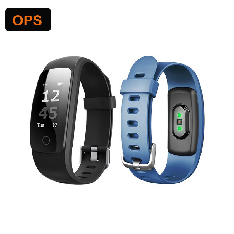 Heart rate sleep Monitoring Smart exercise Bracelet Information call reminder Smart Health tracking Bracelet die de