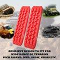 X-BULL новый песок спортивный комплект из 2 предметов дорожки для восстановления 10T 4x4 транспортного средства песка/снег/грязи Тракс