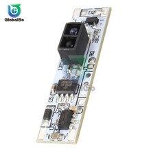 10 Stks/partij DC12V Korte Afstand Scan Sensor Sweep Hand Sensor Schakelaars Module 36W 3A Constante Spanning Voor Auto XK GK 4010A