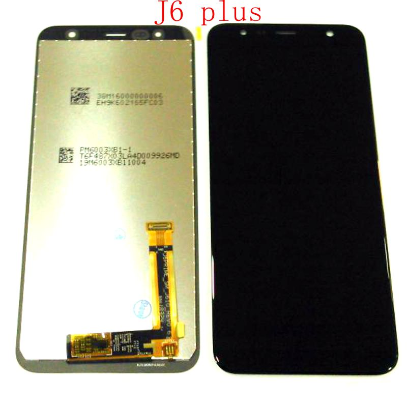 For Samsung Galaxy J6+ 2018 J610 J610F J610F/ds J610G/ds / J6 Plus Lcd Screen Display +Touch Glass Digitizer J4 Plus J405For Samsung Galaxy J6+ 2018 J610 J610F J610F/ds J610G/ds / J6 Plus Lcd Screen Display +Touch Glass Digitizer J4 Plus J405