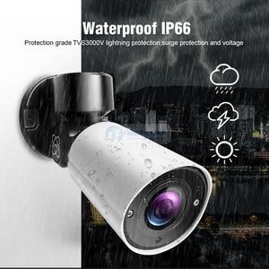 Image 4 - HD 1080P 2MP Mini PTZ Bullet IP Camera Outdoor Waterproof 4X Optical Zoom 50m IR Night Vision CCTV Security Camera P2P 48V POE
