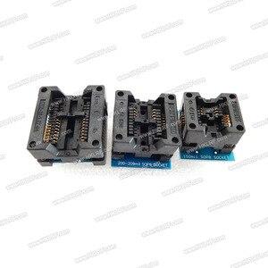 Image 5 - 100% Original  Newest RT809F LCD ISP programmer+ 11 Items +SOP8 Test Clip+1.8V Adapter+TSSOP8/SSOP8 Adapter Free shipping