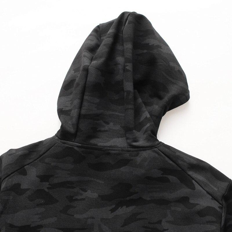 10XL 8XL 6XL 2018 Printemps Automne Hommes décontracté sweater à capuche camouflage Veste Homme Coupe Vent Vêtements Hommes Coupe Vent Manteau vêtements pour hommes - 6