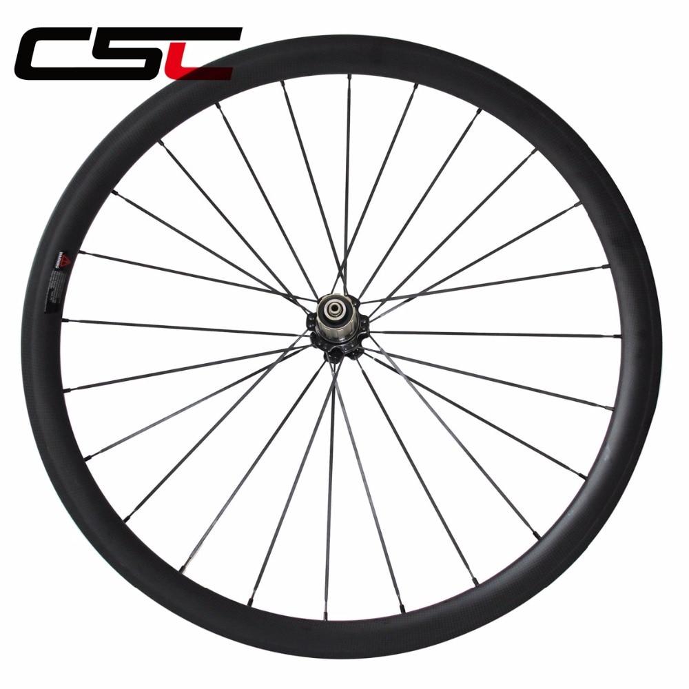 CSC  700C 88mm carbon clincher rim// carbon bike rim