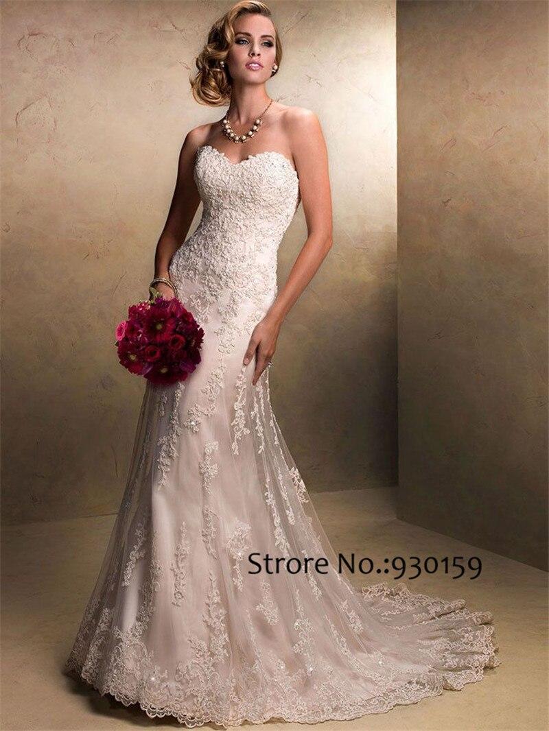 Long Wedding Dresses Under 100 - Ocodea.com