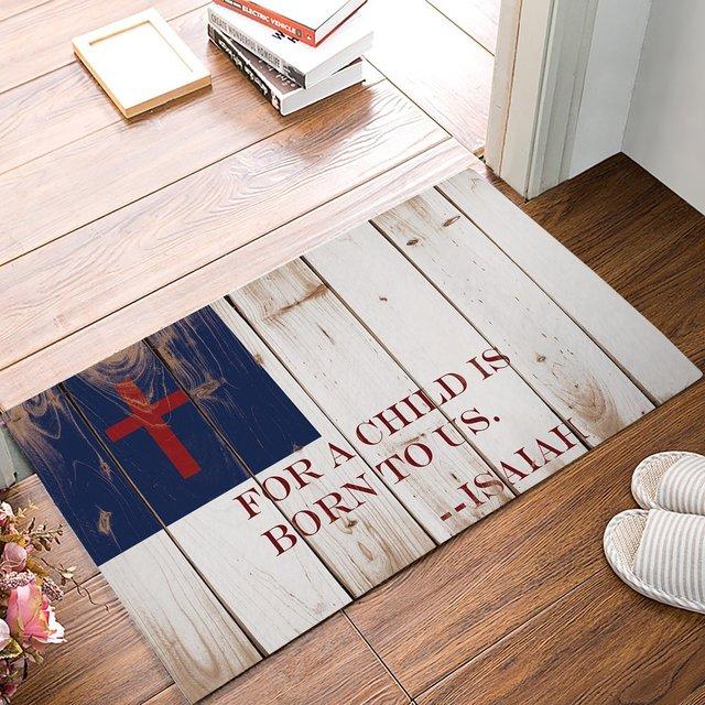 Doormat Entrance Mat Indooroutdoorfront Doorbathroom Quote For A
