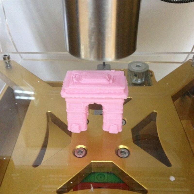 Machine d'impression 3D de nourriture d'imprimante du chocolat 3D de bureau - 3