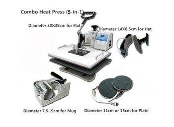 цена на Digital Head Cap Heat Press Machine,Hat heat transfer printing Heat Press Machine Cap press machine