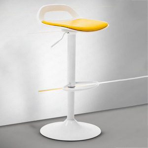 New Bar Chair Products Bar Chair Lift Chair Bar Front Desk Modern Minimalist Stool Home High Stool Bar Stool High Stool(China)
