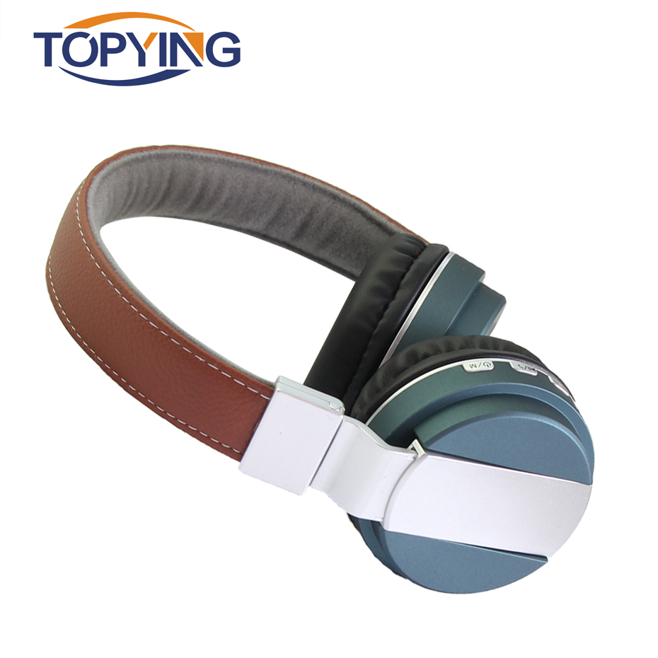 TOPYING Bluetooth Headphone Support Micro TF Card Bluetooth For Telephone Headphone Wireless Bluetooth Headphone lesoi f1 portable wireless bluetooth speaker support tf card