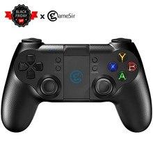 GameSir T1s Bluetooth 2,4G Wireless Gaming Controller Dampf Gamepad Joystick für Android Phone/Windows PC/VR/PS3/TV Box