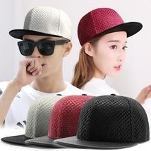 Baseball Cap Women Hats Caps Men Hip Hop Cap flat hat spring summer cotton Dad  Hats b6fe8ec475