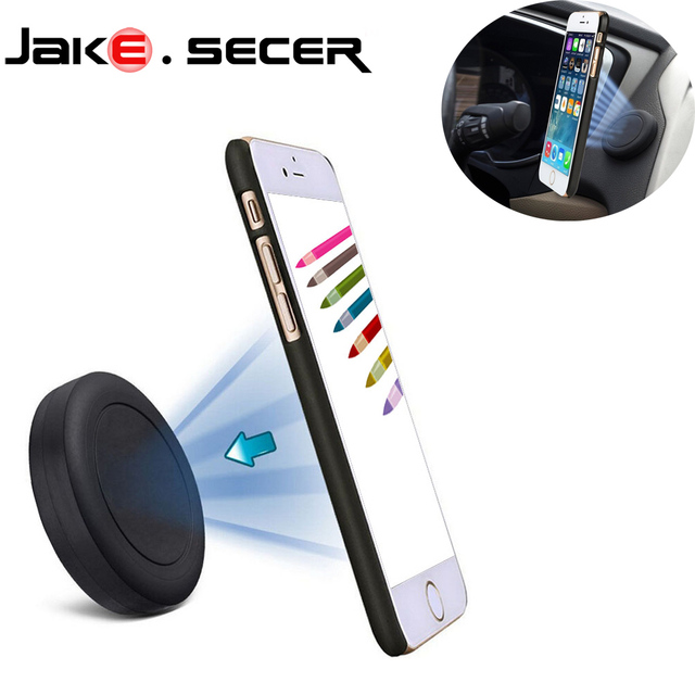 Jake Secer Universal Magnetic Car Holder For Xiaomi Huawei