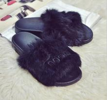 freeshipping In the fall and winter of 2016 European rabbit hair female fur comfortable new fashion
