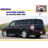 Liislee Car Parking Camera / Reverse Camera For Ford Flex 2009~2014 / RearView Camera / License Plate Light OEM
