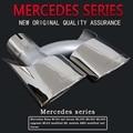 Модификация автомобиля Выхлопных хвостовой части трубы глушителя Выхлопной трубы ML-CLASE W166 Merc ML300 ML400 ML320 ML500 ML63 AMG Адаптер