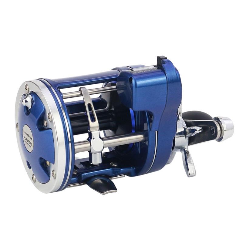Digital Casting Fishing wheel Bait Reel Trolling Reel Saltwater 3000 left Right Hand Sea Fishing Reel Tatula Bait Metal Coil цена