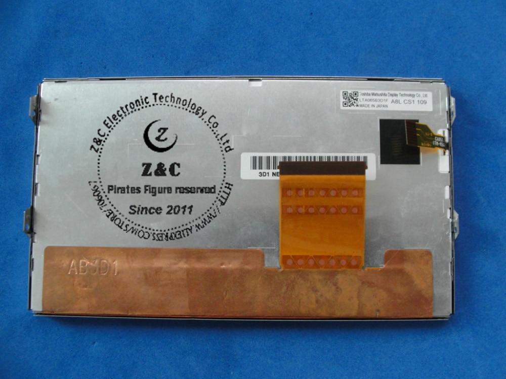 LTA065B3D1F オリジナル 6.5 インチ Lcd の表示画面車の Gps ナビゲーション東芝    グループ上の 電子部品