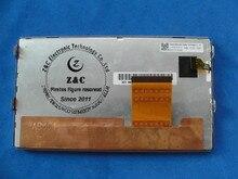 LTA065B3D1F oryginalny 6.5 cal wyświetlacz LCD ekran do nawigacji samochodowej GPS dla TOSHIBA