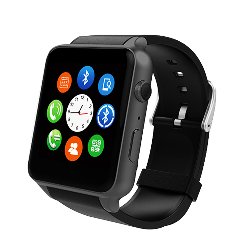 Smart Watch GT88 Bluetooth Smartwatch Passometer Heart Rate Tracker Support SIM TF Card Men Sport Watch for IOS Android Phone itormis bluetooth gps smart watch smartwatch sim card phone watch fitness heart rate tracker multi sport mode for android ios