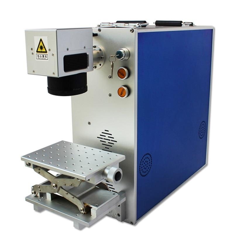 Free Dhl Hot Sale Laser Marking Machine 20w Portable Metal