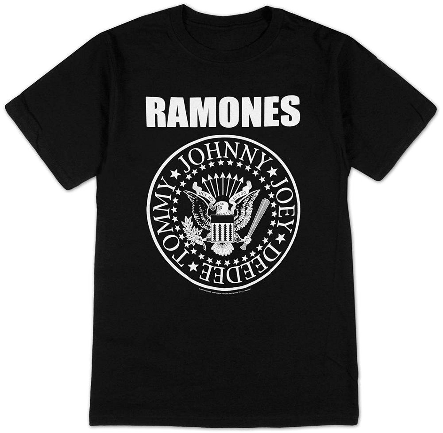 2017 hot Summer funny cool Fashion Printed Hipster Tops men's T Shirt Impact Men's Ramones Presidential Seal T-Shirt