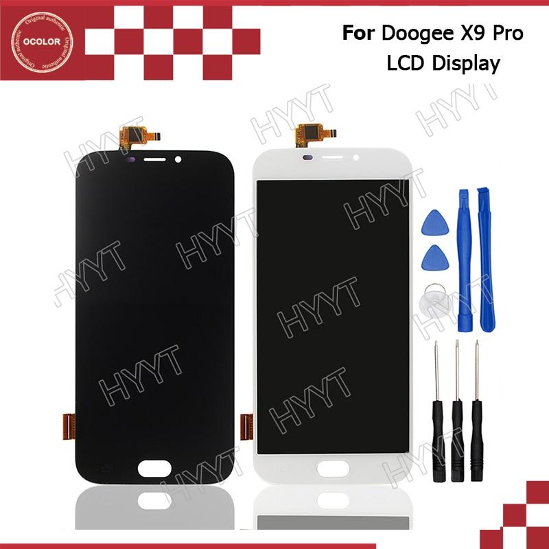 imágenes para Para Doogee X9 Pro Pantalla LCD y Montaje de la Pantalla Táctil reparación Parte 5.5 pulgadas Accesorios Móviles Para Doogee X9 Pro + herramientas