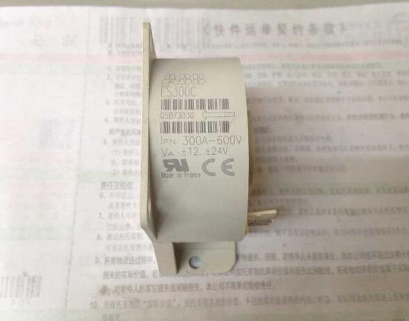 NEW ES100C 24V ABB sensor IPN 100A 600V VA plus or minus 12 24 V 20