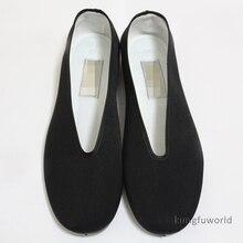 Мягкие и удобные традиционные китайские Таи чи кунг-фу обувь Боевые искусства каратэ крыло Чун спортивные тренировочные кроссовки
