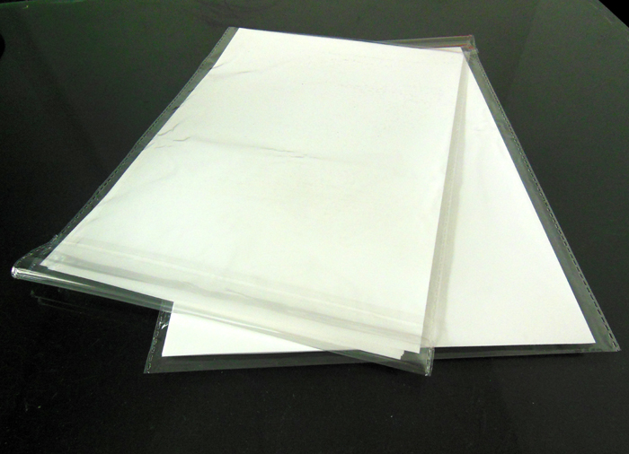 Free shipping Size A3 10 pcs/bag Blank hydro dipping printing film for inkjet printer pigment ink