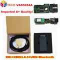 Импортные + + Качество Зеленый OKI Полный Чип VAS 5054A ОДИС V3.0.3 Bluetooth VAS 5054A VAS5054A Поддержка UDS Протокол 5054 VAS5054