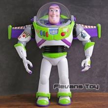Toy Story Buzz Lightyear mando estrellas PVC figura de acción juguete  modelo coleccionable(China) 32c93112879