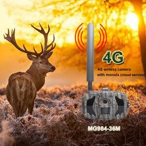 Bolyguard охотничья камера 4G Trail игровая камера SMS ночное видение MMS GPRS черная IR 36MP фотовспышки тепловизоры