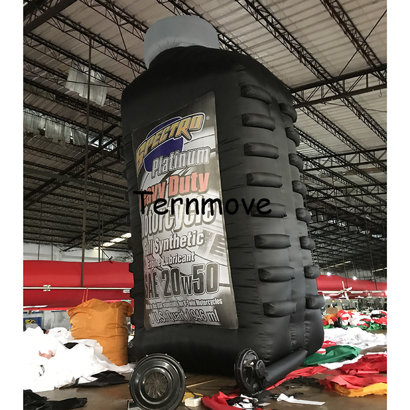 giant inflatable Beer barrel replica decoration exhibition inflatable beer red wine Herbal tea bottle Inflatable beverage/can