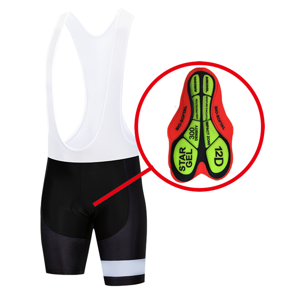 2018 Hot Bicycle Bib Short Men Outdoor Wear Bike Bicycle Cycling 3D Padded Riding Bib Shorts S-3XL 3Colors Cycling Bib Shorts 3d silicone cube 2012 team long sleeve autumn bib cycling wear clothes bicycle bike riding cycling jerseys bib pants set