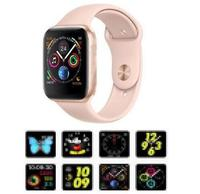 Bluetooth Smart Watch IWO 8 Series 4 44mm Smartwatch Case For Apple Iphone 6 7 8 X and For Samsung Sony Xiaomi Android Phone