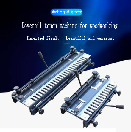 Dovetail Tenon Machine For Woodworking