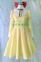 Hot Anime Ouran High School Host Club Renge Houshakuji uniforme escolar mujeres a la moda Party Lolita vestido Cosplay nuevo