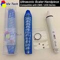 Dental Ultrasonic Scaler Piezo Handpiece Compatível com EMS/dispositivo série UDS, autoclavável Materiais Aeronáuticos