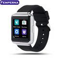2016 NEW Q1 3G Smart Watch Phone With WIFI GPS Bluetooth MTK6580 Quad core Android 5.1 OS 512MB + 4GB M Smartwatch pk k8 d6
