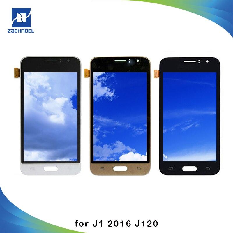 J120f LCD for SAMSUNG GALAXY J1 2016 LCD Display J120 J120f J120M J120H Display Touch Screen Digitizer J1 2016 Display j120 LCDJ120f LCD for SAMSUNG GALAXY J1 2016 LCD Display J120 J120f J120M J120H Display Touch Screen Digitizer J1 2016 Display j120 LCD