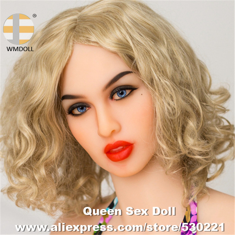 WMDOLL Top Quality TPE Sex Dolls Head For Japanese Adult Doll Silicone Mannequin With Oral Sexy Can Fit Body From 145cm To 172cmWMDOLL Top Quality TPE Sex Dolls Head For Japanese Adult Doll Silicone Mannequin With Oral Sexy Can Fit Body From 145cm To 172cm