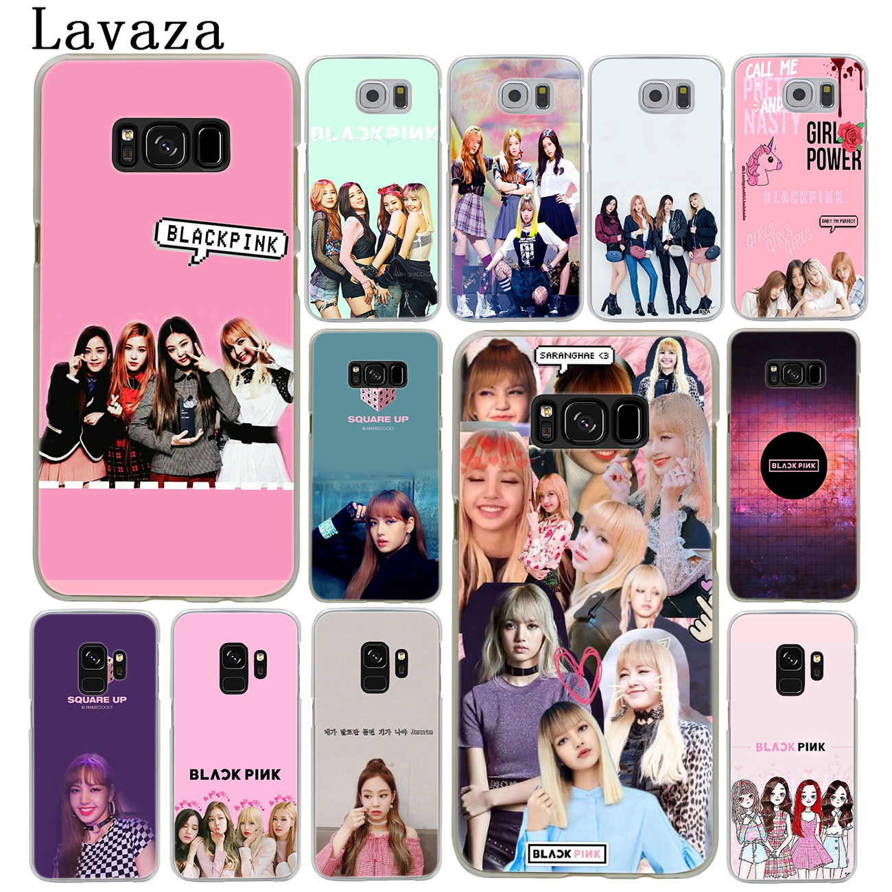 Cellphones & Telecommunications S10 Plus S10e Cover Activating Blood Circulation And Strengthening Sinews And Bones Lavaza Kpop Blackpink Black Pink Music Hard Phone Case For Samsung Galaxy S7 S6 Edge S8 S9