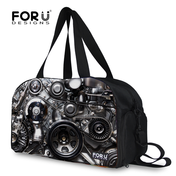 Famous brand large capacity luggage travel bag dual function handbag shoulder business travel bag for men free shipping