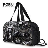 Famous brand large capacity luggage travel bag dual function handbag shoulder business travel bag for men free shipping
