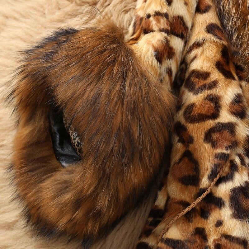 Giubbotti Formato Volpe Soprabito Tutta 6xl Leopard Sportiva Naturale Sexy Il Della Più Del Pelliccia Leopardo Stampa Tuta Cane Di S Delle Pelle Cappotti Donne La BACwqUOtC