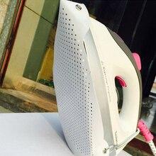 Высокое качество железная крышка для обуви гладильная Крышка для обуви железная пластина защитная крышка защищает вашу железную подошву для длительного использования