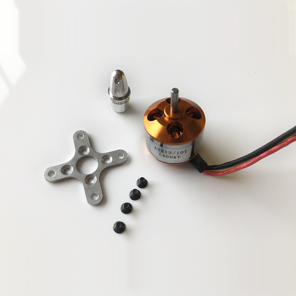 A2212 930KV 1000KV 1400KV 2200KV 2450KV RC Brushless Motor for RC Quad rotor Multicopter Aircraft Drone Airplane купить в Москве 2019