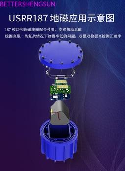 Geomagnetic Sensor 24G Microwave Lightning Mode Module USRR187