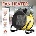 2000 W/3000 W Tragbare Keramik Raum Elektrische Heizungen Hohe Power Air Heizung Keramik Fan Wärmer Für Industrie Haushalt bad
